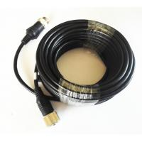 Buy cheap Safty Vision 6pin Din Cable , Male To Female Backup Camera Cable from wholesalers