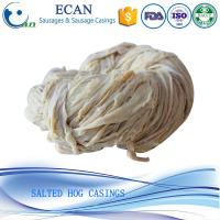 Wholesale Hot Sales in Middle-east Wholesale Salted Halal Sausage Casing 90M from china suppliers