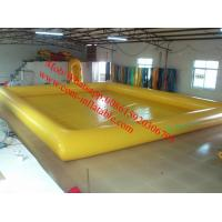 Wholesale hard plastic pool balloon swimming pool above ground pool water slide from china suppliers