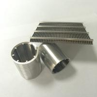 Wholesale Wedge Wire Screen Johnson Screen Mesh from china suppliers