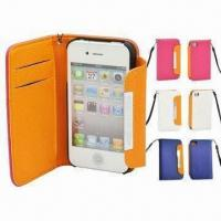 Wholesale Case for iPhone(Leather material available), Various Colors are Available from china suppliers