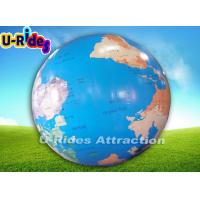Wholesale Blue Inflatable Earth Globe from china suppliers
