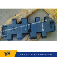 Wholesale Fuwa Fushun  QUY150 150 Ton Crawler Crane Parts Track Shoe Track Pad from china suppliers
