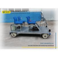 Buy cheap DC Driving Motor Track Inspection Car Detachable Seat With Lighting Device from wholesalers