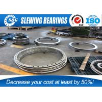Wholesale Large Industrial Turntable Bearings / High Load Bearings For Excavator from china suppliers