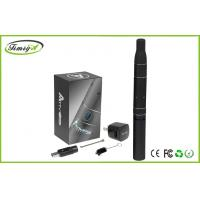 Wholesale Ago G Pen Dry Herb Atmos Vaporizer Kit Black With 3.7V – 4.2V , No Burning Smell from china suppliers