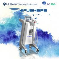 Wholesale professional hifushape slimming machine for face lifting with trolley from china suppliers