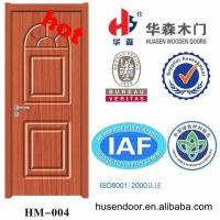Wholesale wooden pvc door from china suppliers
