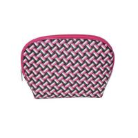 Wholesale Promotional Printed Cotton Cosmetic Bags , Silk - Screen Makeup Brush Bag from china suppliers