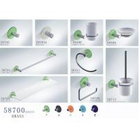 Color Brass Bathroom Accessories (SMX-58700)