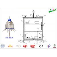Buy cheap Solar / High Rise Building ESE Lightning Protection System Specular Housing Colour from wholesalers