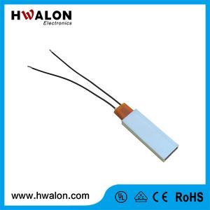 Electric Parts Home PTC Ceramic Heater Thermistor With Aluminum Panel