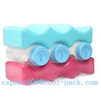 Wholesale hard gel ice pack for keeping milk, fish, meat, vegetables fresh from china suppliers