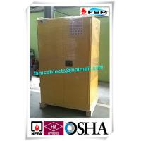 Wholesale 90 GAL Grounding Hazardous Waste Storage Cabinets For Flammable Materials Goods from china suppliers
