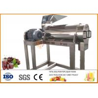 Wholesale Turnkey Cherry Jam Sauce / Paste  Processing Line CFM-S-07 CE Certification from china suppliers
