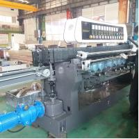 Wholesale High Efficiency Glass Straight Line Beveling Machine Double Glazing Equipment,Straight-Line Glass Beveling Machine from china suppliers