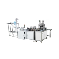 Wholesale Full Automatic ultrasonic Medical Tie On Mask Making Machine from china suppliers