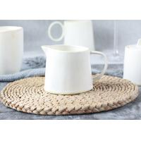 Wholesale Lovely Small Ceramic Pots With Ivory Reactive Color And Handmade Shaped from china suppliers