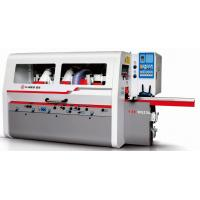 Wholesale Five Shaft 4 Sided Planer Moulder , High Percision Industrial Woodworking Machinery from china suppliers