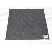 Wholesale Heavy Weight Grey Wool Fabric In Stock , Autumn Jackets Wool Boucle Fabric720 Gram from china suppliers