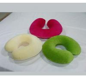 China neck pillow memory foam neck pillow travel neck pillow slow rebound sponge pillow contour U Shape pillow PU pillow on sale