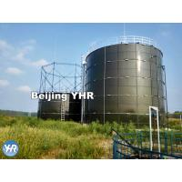Wholesale Waterproof 1500 V Anaerobic Digester Tank AWWA D103 / EN ISO 28765 Std from china suppliers