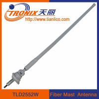 Wholesale Marine car antenna/ 1 section flexible rubber mast car antenna/ fiber mast marine car antenna from china suppliers