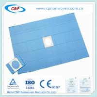 Wholesale Disposable Sterile Minor Procedure Surgical Drape with Circular Aperture from china suppliers