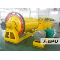 Wholesale Model 1200×3000 Mineral Processing Ball Mill Mining Ball Grinding Machine from china suppliers