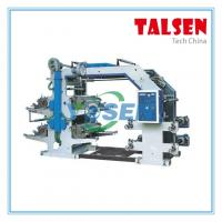 flexo printing machine 4 color roll to roll