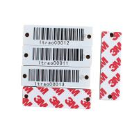 China Reliablerfid Customized Barcode Printing PCB uhf rfid anti metal tag 915Mhz Moza 4QT rfid inspection record tags on sale