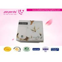 Wholesale White Anion Sanitary Napkin Napkins With Super Absorbent , Strip Package from china suppliers