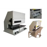 Buy cheap Pneumatical Automatic Pcb Depanel Tool, Motorized Linear Blade Pcb Depanelizer For Pcb Board from Wholesalers
