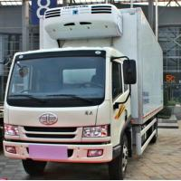 Wholesale 10-15 Tons refrigerator truck, refrigerated van truck, refrigerator box truck, freezing truck from china suppliers