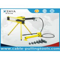 China 63Mpa Hydraulic Pipe Bender Manual Pipe Bending Machine DWG-4D on sale