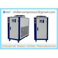 Wholesale 208V 60Hz Portable Small Air Cooled 5hp Glycol Chiller for Beer Processing from china suppliers