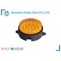 Wholesale 100mm Solar Traffic Light Module 39 Leds Power Consumption Less Than 3W Ip65 from china suppliers