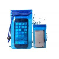 Wholesale Water Resisant Package Mobile Phone Protective Cases , Waterproof Cell Phone Bag from china suppliers