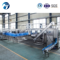 Wholesale 600BPH 20L Rinsing Capping 5 Gallon Water Filling Machine from china suppliers