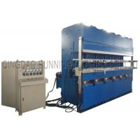 Wholesale Precured Tyre Tread Rubber Molding Machine / Procured Tread Making Machine from china suppliers