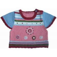 Wholesale Baby′s Sleeve-Less Knitted Sweater (SFY-A110) from china suppliers