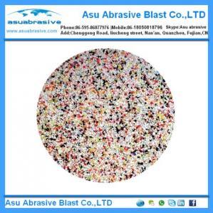 Buy cheap Melamine Type III_Plastic Media Blast_Soft blasting cleaning_Melamine Formaldehyde from Wholesalers