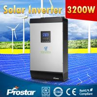 Wholesale Prostar PowerSolar 48V 4KVA 3200 watt off grid inverter for solar electricity systems from china suppliers