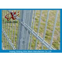 Wholesale High Tensile Galvanized Dark Green 868 Wire Mesh  Fence For Garden from china suppliers