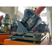 China Colour Coated Steel Ceiling T Grid Roll Forming Machine  thickness 0.3-0.5mm line speed 10-15m/min on sale