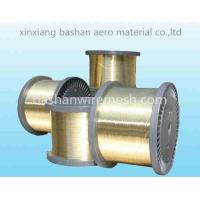 Wholesale Bashan Manufacturer CuZn37 EDM wire brass wire for CNC machine Agi Charmilles from china suppliers