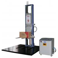Wholesale Paper Package Free Fall Drop Tester , 2.5 Kva Drop Weight Impact Test Machine from china suppliers