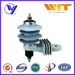 3 Phase Polymeric Surge Lightning Diverter Self Standing for Transmission Line