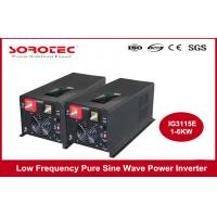 China Low Frequency 5000 Watt  Power Inverters 8V 120V with Bypass , ISO9000 Standard on sale