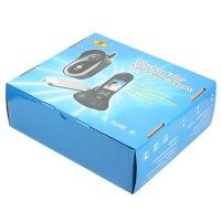 Buy cheap Digital Intercom 2.4GHZ Wireless Video Doorbell ABS Black With Recording from wholesalers